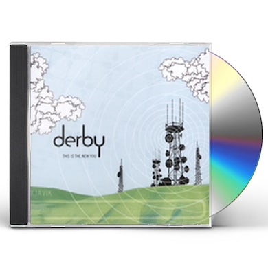 Derby THIS IS THE NEW YOU CD