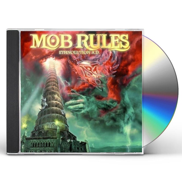 Mob Rules ETHNOLUTION AD CD