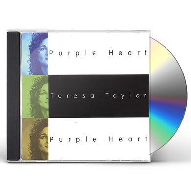 Teresa Taylor PURPLE HEART CD