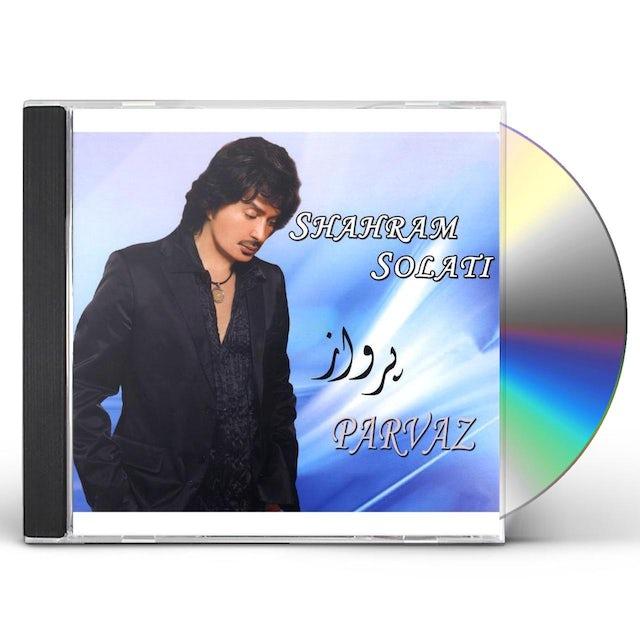 Shahram Solati PARVAZ CD