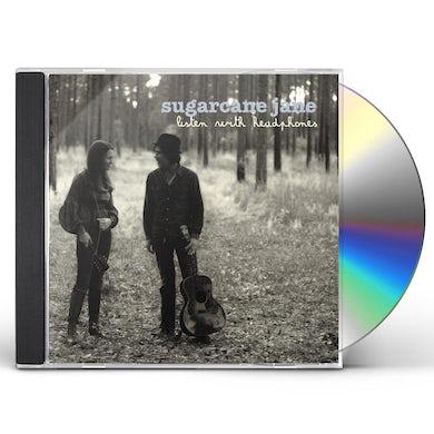Sugarcane Jane LISTEN WITH HEADPHONES CD