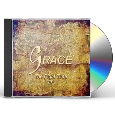 Grace THE RIGHT TIME EP CD