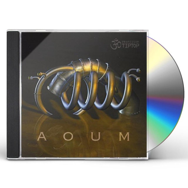 Professor Tip Top AOUM CD