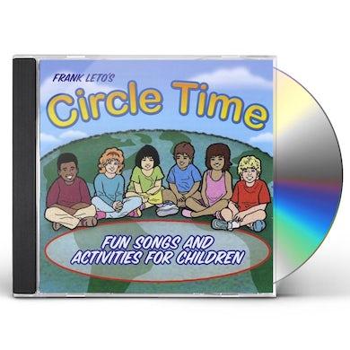 Frank Leto CIRCLE TIME CD