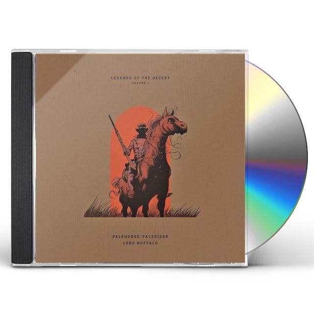 Palehorse / Palerider & Lord Buffalo