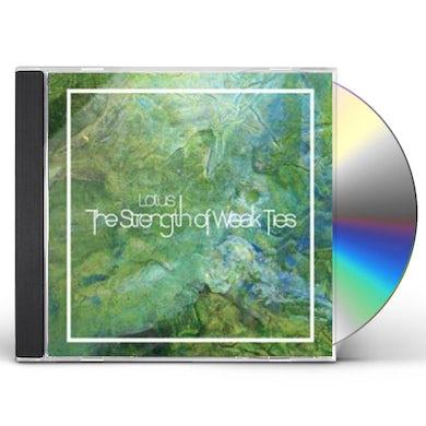 Lotus STRENGTH OF WEAK TIES CD