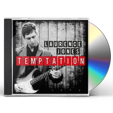 Laurence Jones TEMPTATION CD