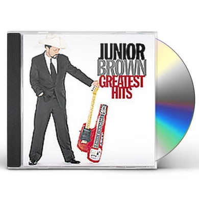 Junior Brown GREATEST HITS CD