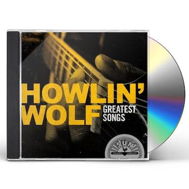 HOWLIN' WOLF GREATEST HITS CD