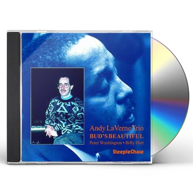 Andy LaVerne BUD'S BEAUTIFUL CD