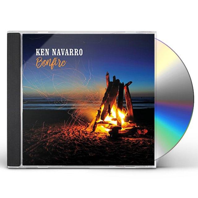 Ken Navarro BONFIRE CD