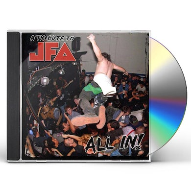 All In: A Tribute To Jfa / Various CD