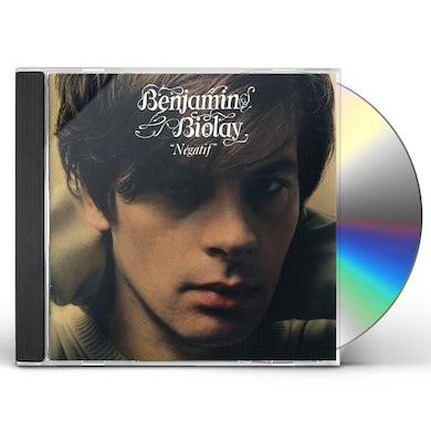 Benjamin Biolay NEGATIF CD