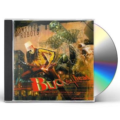 Buckethead MONSTERS & ROBOTS CD