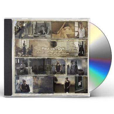 Paul Van Dyk HANDS ON IN BETWEEN CD