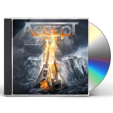 Accept SYMPHONIC TERROR - LIVE AT WACKEN 2017 CD
