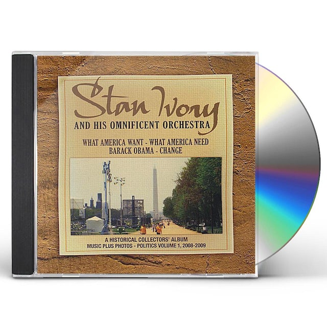 Stan Ivory & His Omnificent Orchestra