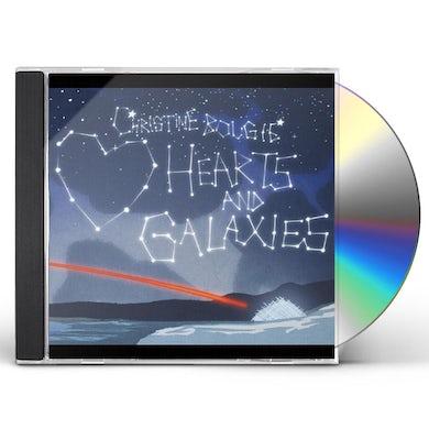 Christine Bougie HEARTS & GALAXIES CD