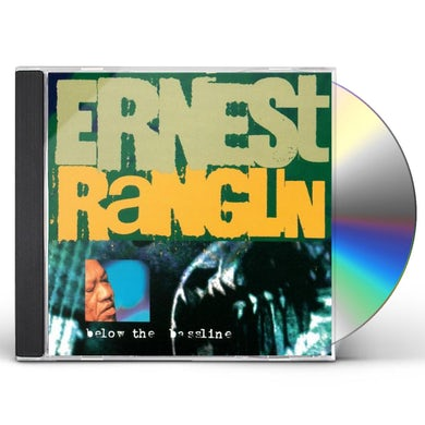 Ernest Ranglin BELOW THE BASSLINE CD