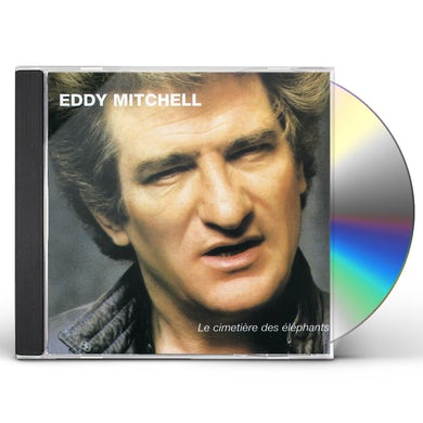 Eddy Mitchell CIMETIERE DES ELEPHANTS CD