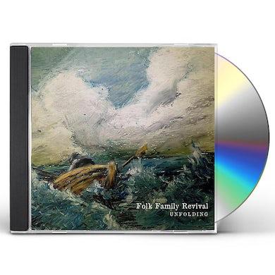 Folk Family Revival UNFOLDING CD