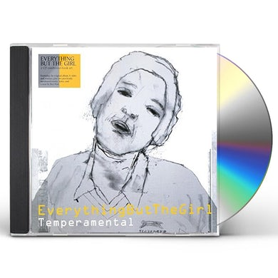 Everything But The Girl TEMPERAMETAL CD