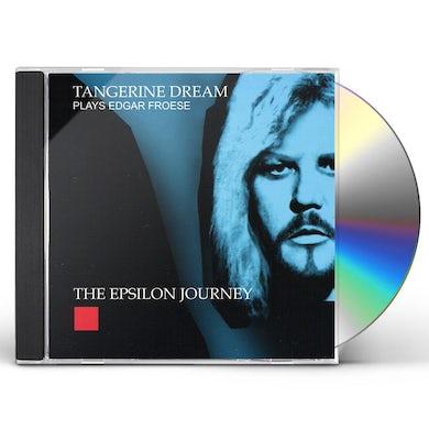 Tangerine Dream EPSILON JOURNEY: LIVE IN EINDHOVEN 2008 CD