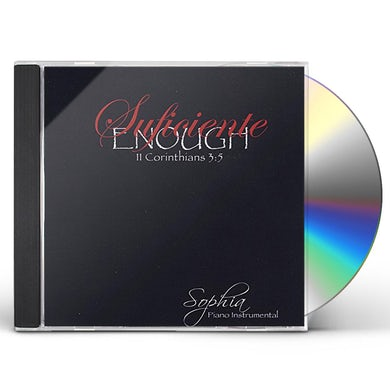 Sophia SUFICIENTE ENOUGH CD