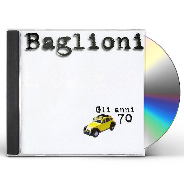 Claudio Baglioni GLI ANNI 70 CD