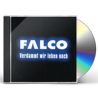 Falco VERDAMMT WIR LEBEN NOCH CD