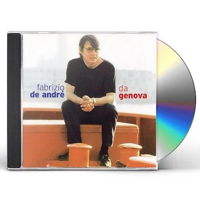 Fabrizio De Andre DA GENOVA CD