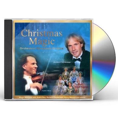 Andre Rieu CHRISTMAS WALTZ CD
