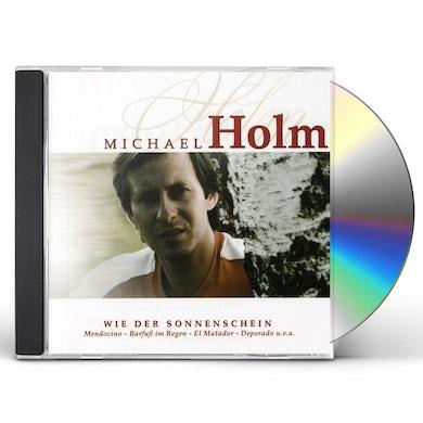 Michael Holm WIE DER SONNENSCHEIN CD