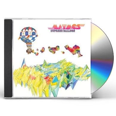 Matmos Supreme Balloon CD