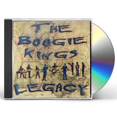 Boogie Kings LEGACY CD