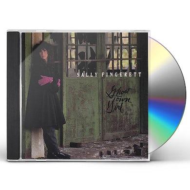 Sally Fingerett GHOST TOWN GIRL CD