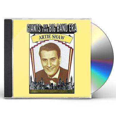 GIANTS OF THE BIG BAND ERA ARTIE SHAW CD