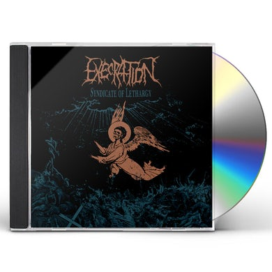 EXECRATION SYNDICATE OF LETHARGY CD