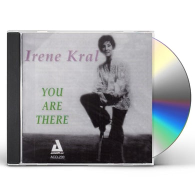 Irene Kral YOU ARE THERE CD