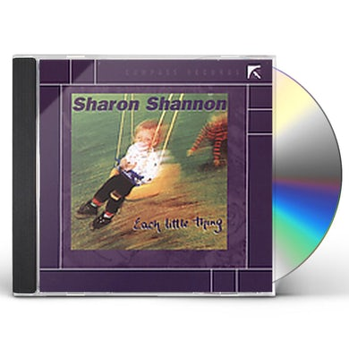 Sharon Shannon EACH LITTLE THING CD