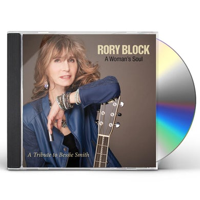 Rory Block WOMAN'S SOUL: TRIBUTE TO BESSIE SMITH CD
