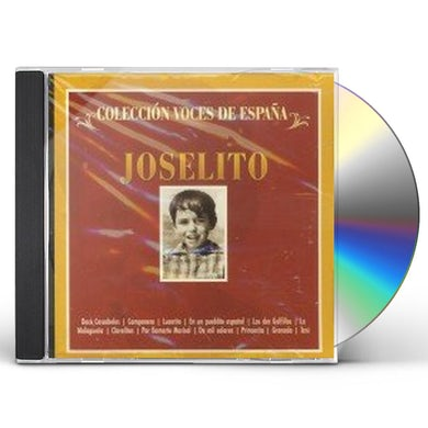 Joselito VOCES DE ESPANA CD