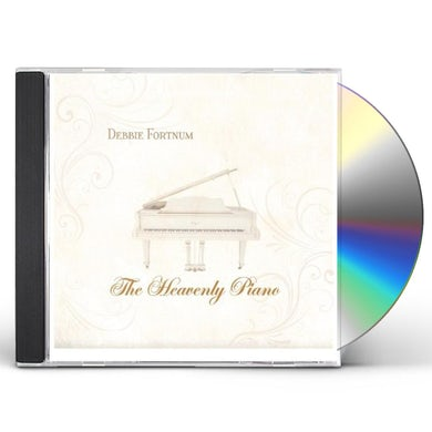 Debbie Fortnum THE HEAVENLY PIANO CD