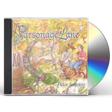 Victor Johnson PARSONAGE LANE CD
