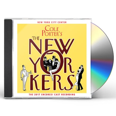 COLE PORTER'S THE NEW YORKERS CD