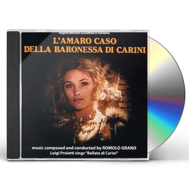 Romolo Grano L'AMARO CASO DELLA BARONESSA CD