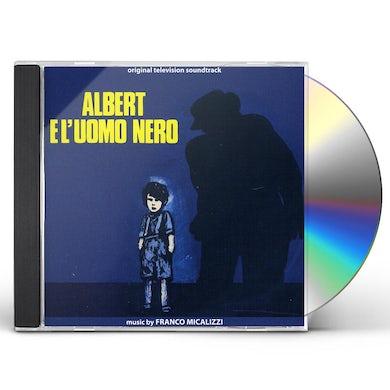 Franco Micalizzi ALBERT E L'UOMO NERO CD