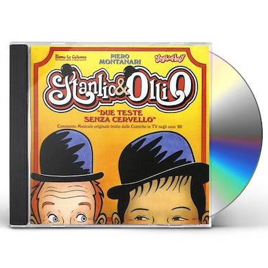 Piero Montanari STANLIO & OLLIO CD