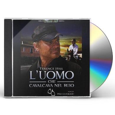 Pino Donaggio L'UOMO CHE CAVALCAVA NEL BUIO CD