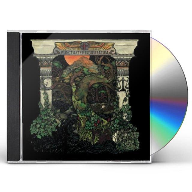 Wino PUNCTUATED EQUILIBRIUM CD